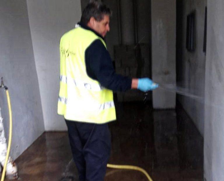 Entreprise Ecole nettoyage